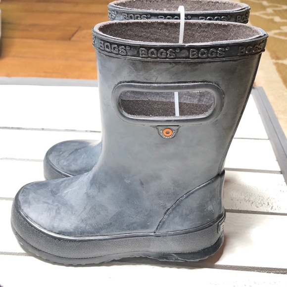 feccc5937 Bogs Shoes | New Skipper Solid Toddler Boys Rain Boots | Poshmark